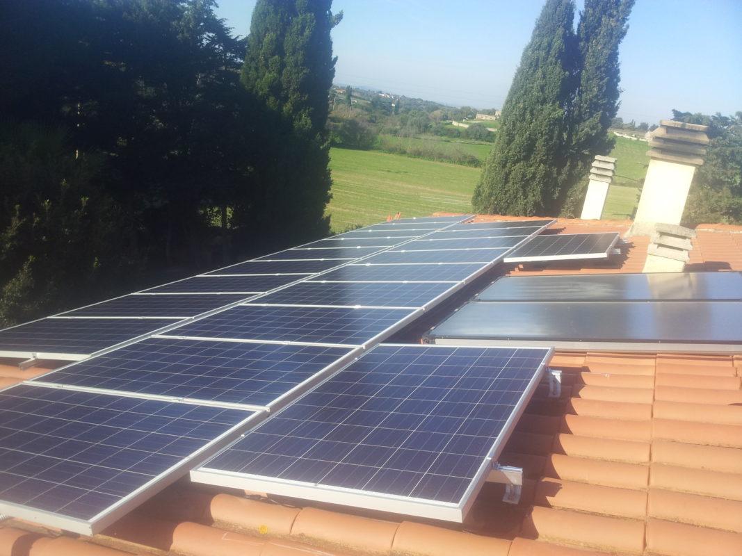 Fotovoltaico Sassari- Sardegna