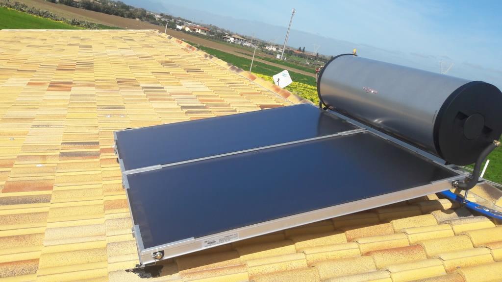 Pannello solare Viessamnn 300 litri