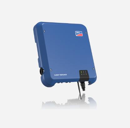 Inverter fotovoltaico semplice